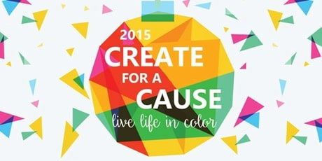Create For A Cause! 2015