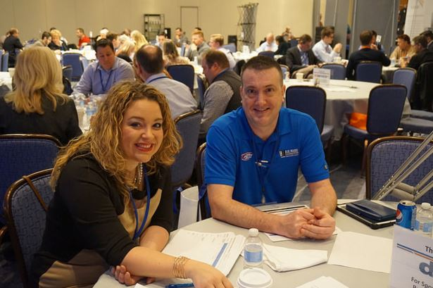 E.E. Ward Attends The 2016 PRO Sales Conference