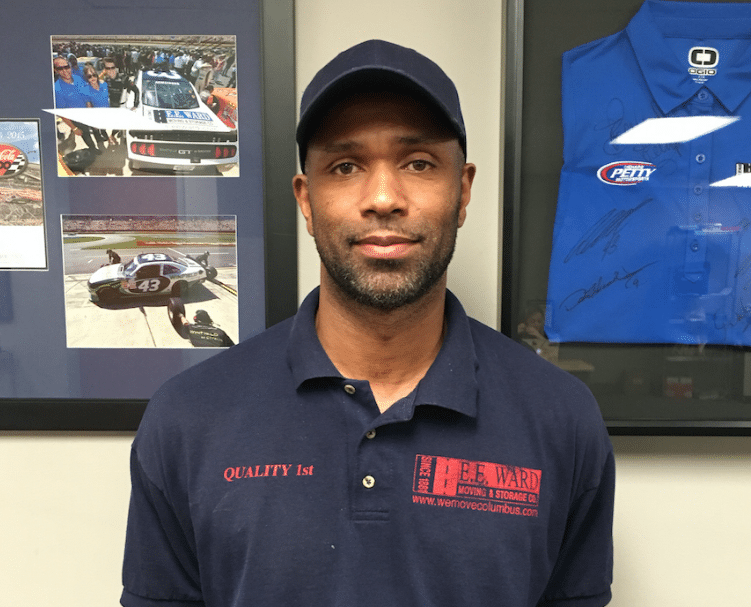 May 2016 Local Driver of the Month: Lee Johnson