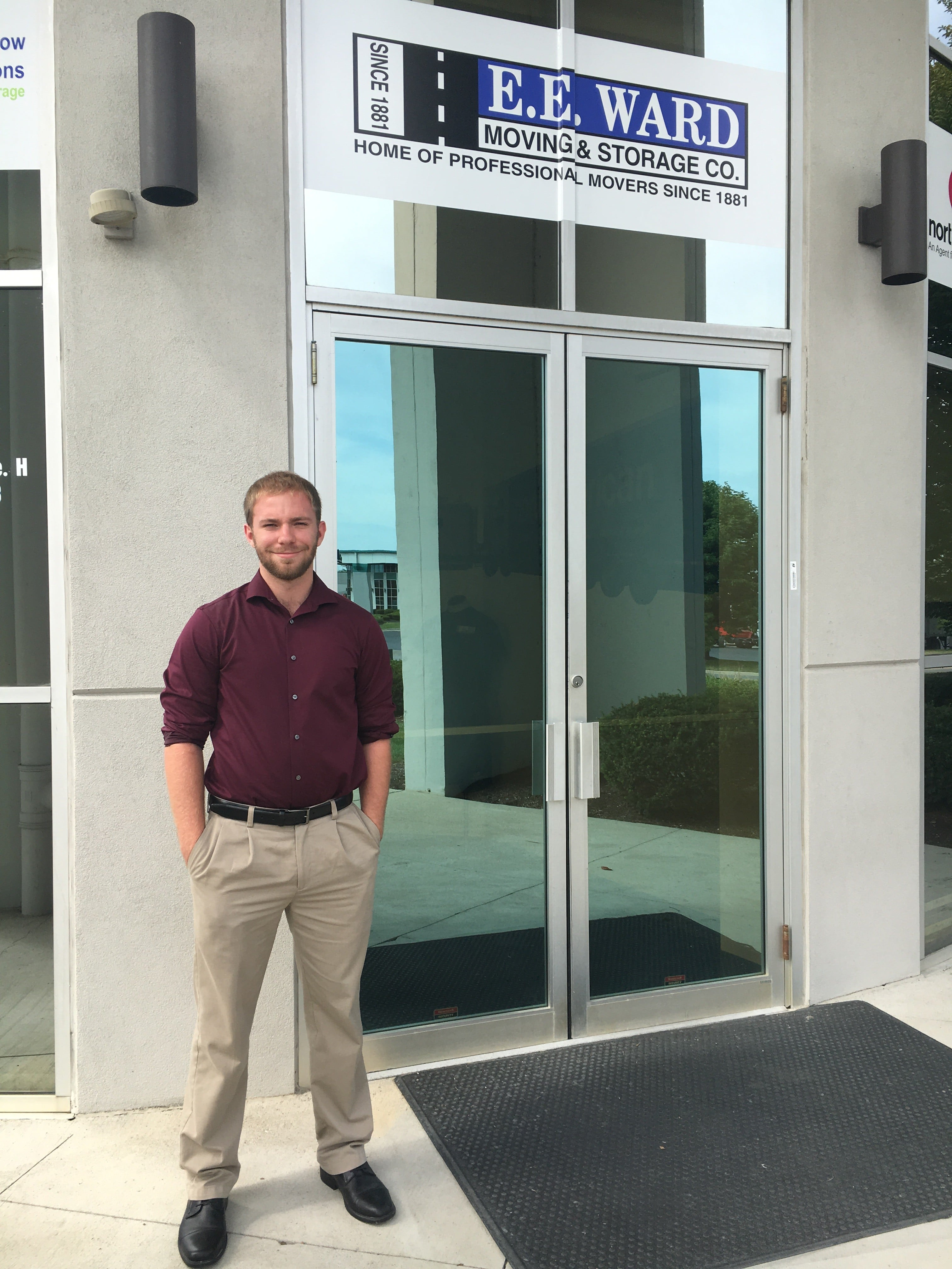 E.E. Ward Welcomes New Operations Management Intern