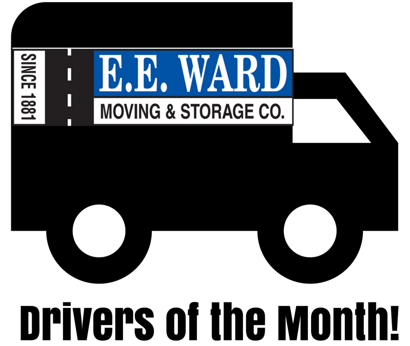 Columbus Movers Honor Drivers of the Month