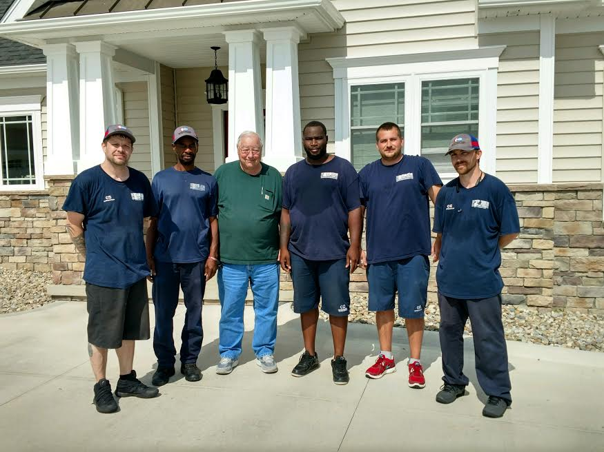 Columbus Movers 1st Step Before Taking a Step in Your Home