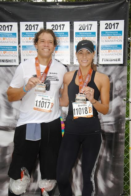Co-Owners Tackle Columbus Marathon