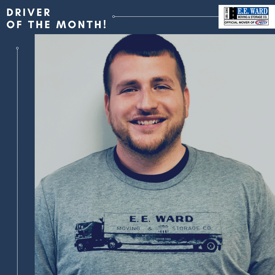 January Driver of the Month