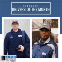 February Driver of the Month