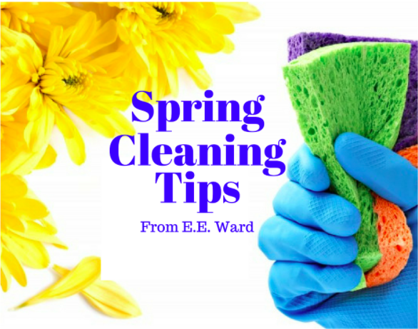 #TipTuesday- Spring Cleaning Tips Part 2