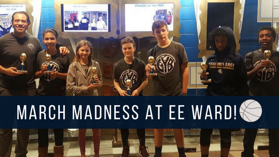 #WardWednesday March Madness Fever at EE Ward!