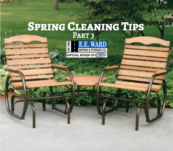 #TipTuesday-Spring Cleaning Tips Part 3