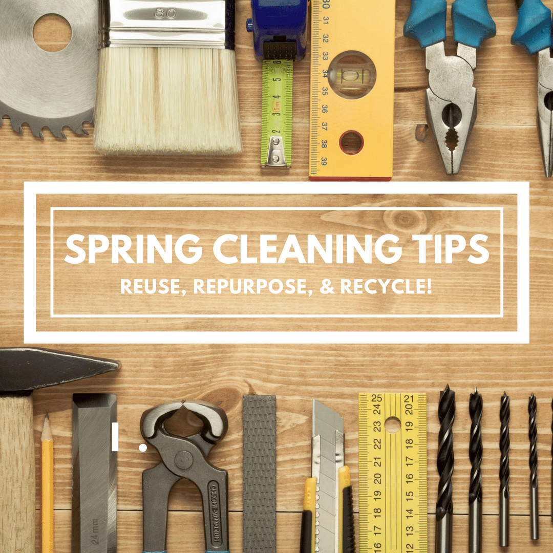 #TipTuesday – Spring Cleaning Tips Part 4