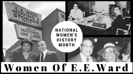Columbus Movers Celebrate Women's History Month