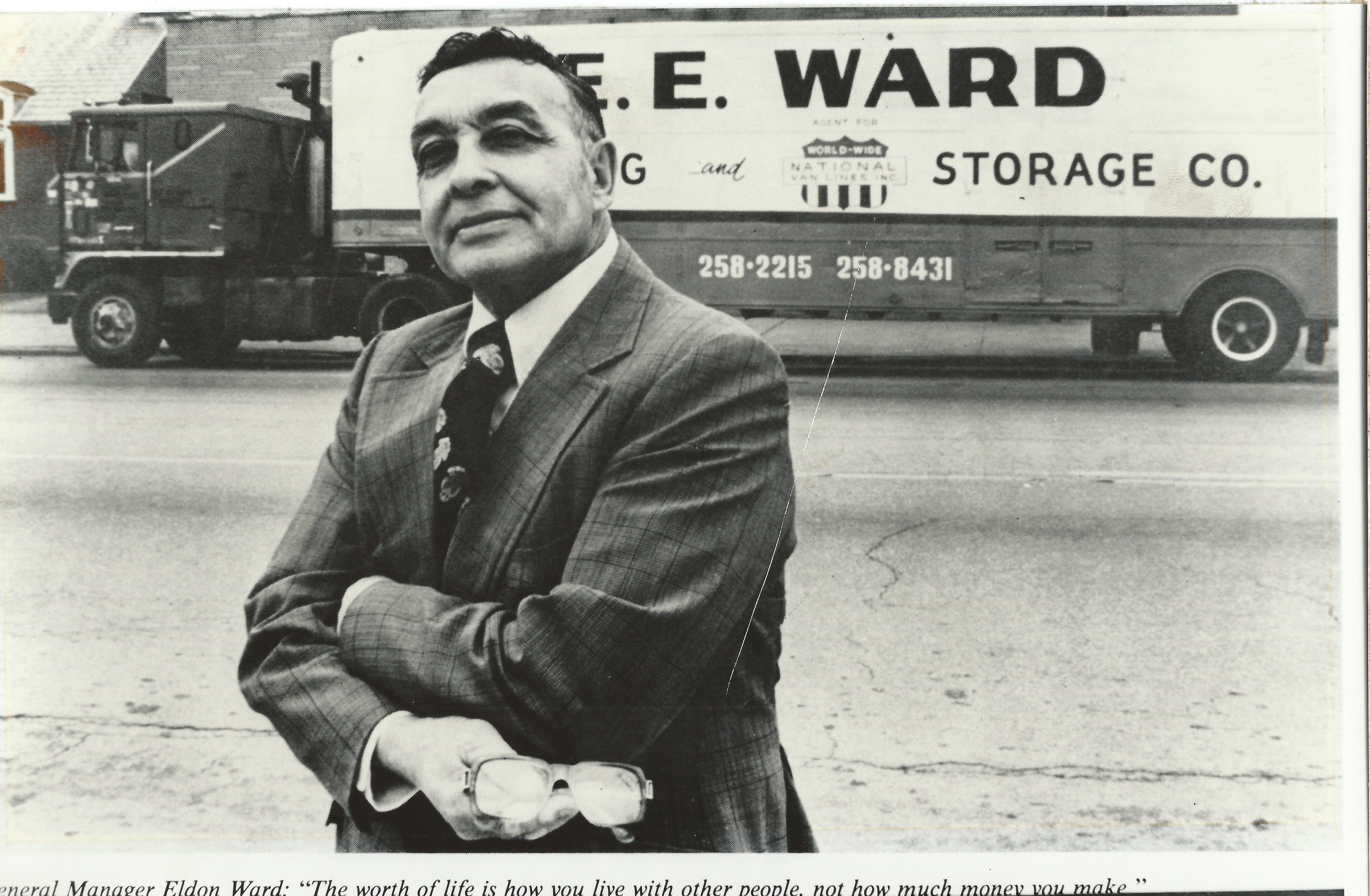 About E E Ward Moving Moving Services Columbus Ohio