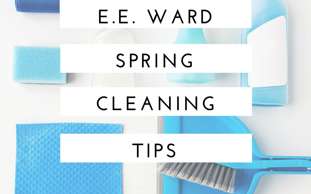 #TipTuesday – Spring Cleaning Tips Part 6