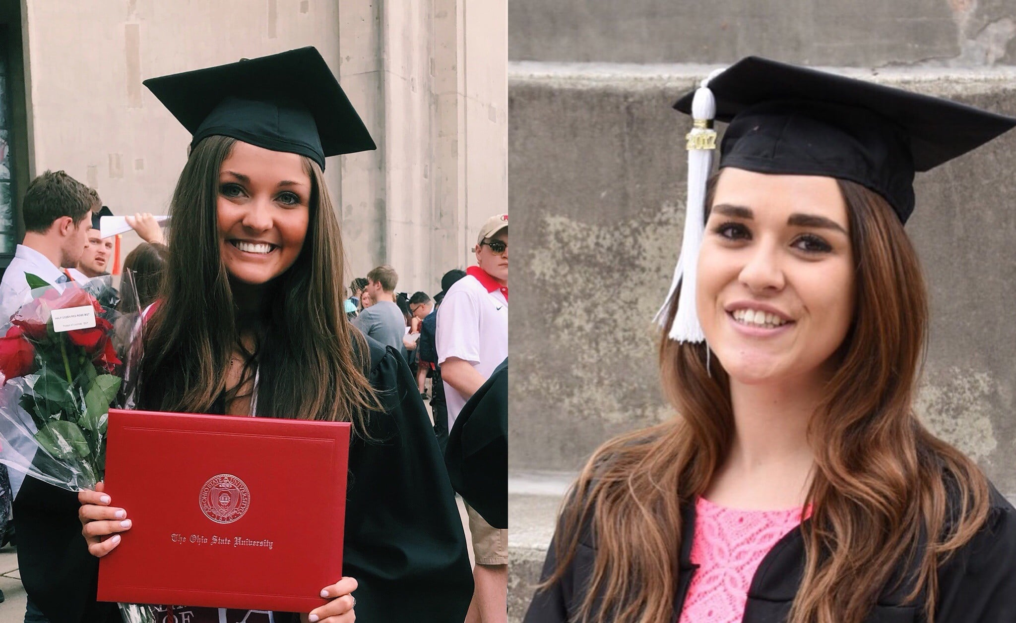 #WardWednesday- Happy Graduation Christi & Mary!