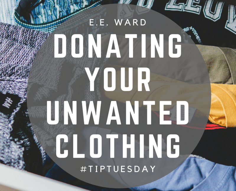 #TipTuesday- Getting Rid Of Clothing