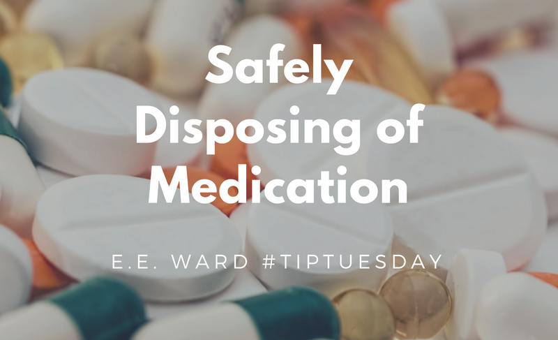 #TipTuesday- Getting Rid of Medicine