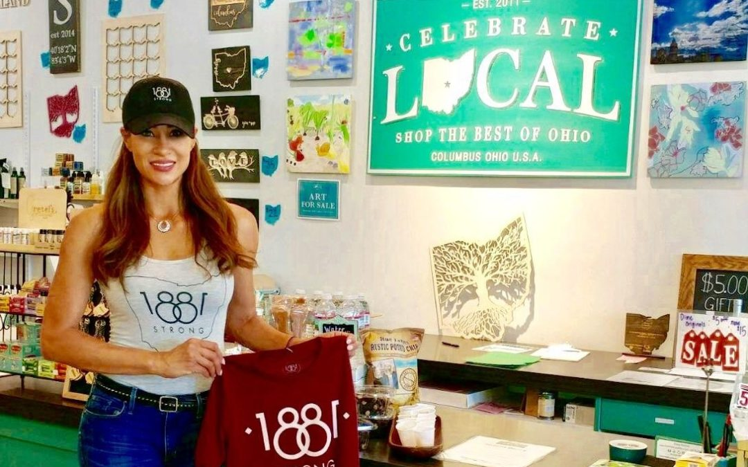 1881 Apparel Is Now Available At Celebrate Local
