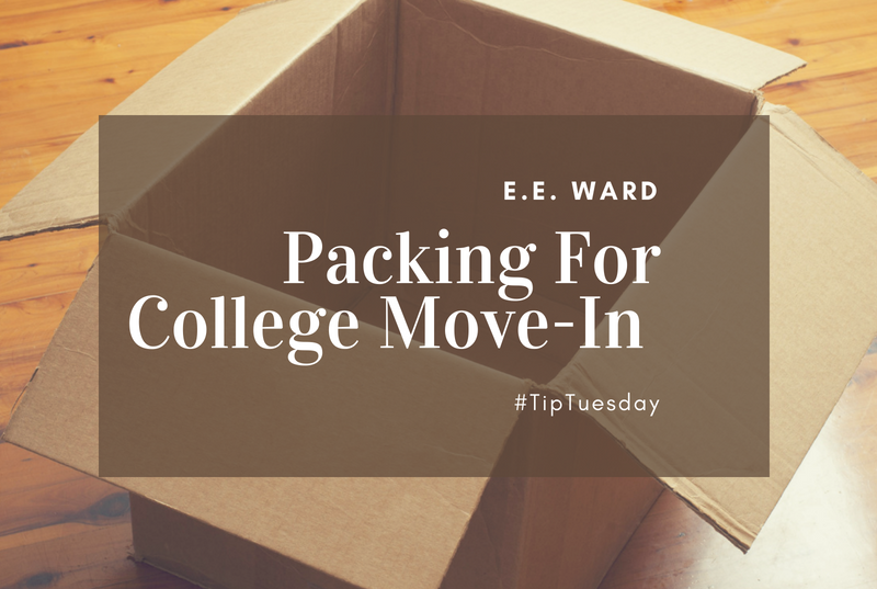 #TipTuesday- Packing For College Move-In