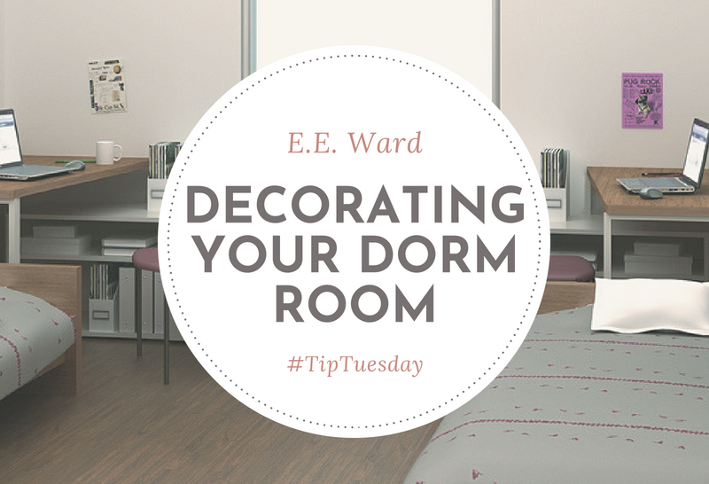 #TipTuesday- Decorating Your Dorm Room
