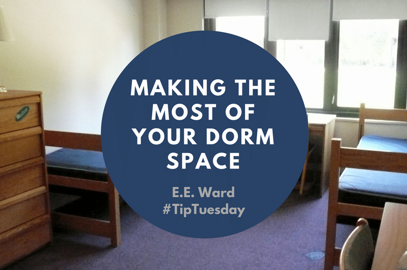 #TipTuesday- Making The Most Of Your Dorm Space