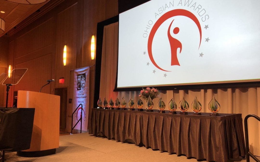 Columbus Mover Attends 2018 Ohio Asian Awards