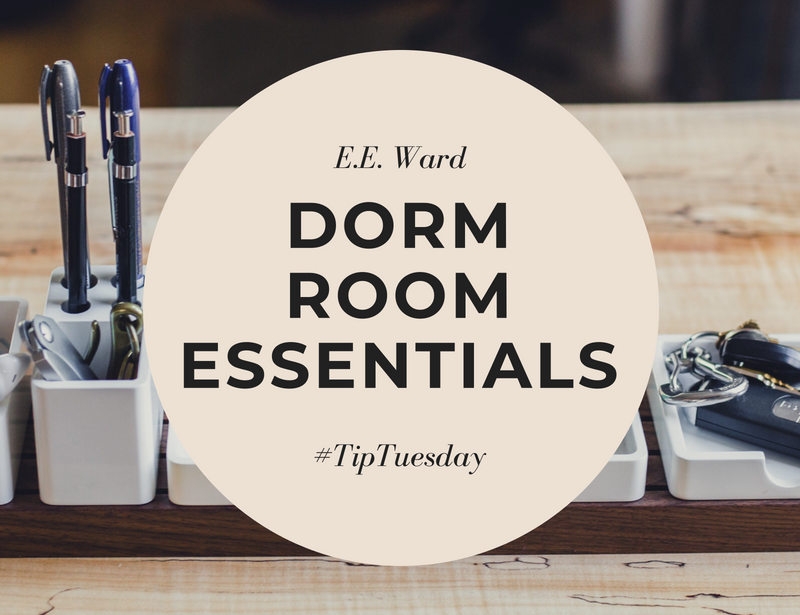 #TipTuesday- Dorm Room Essentials