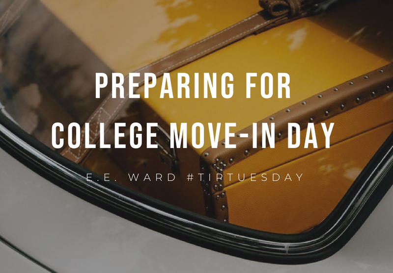 #TipTuesday- Preparing For College Move-In Day