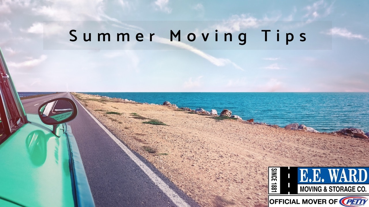 Summer Move Packing Tips