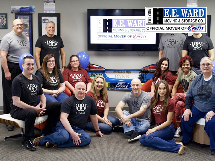 New Year, New Move: Getting Organized with E.E.Ward