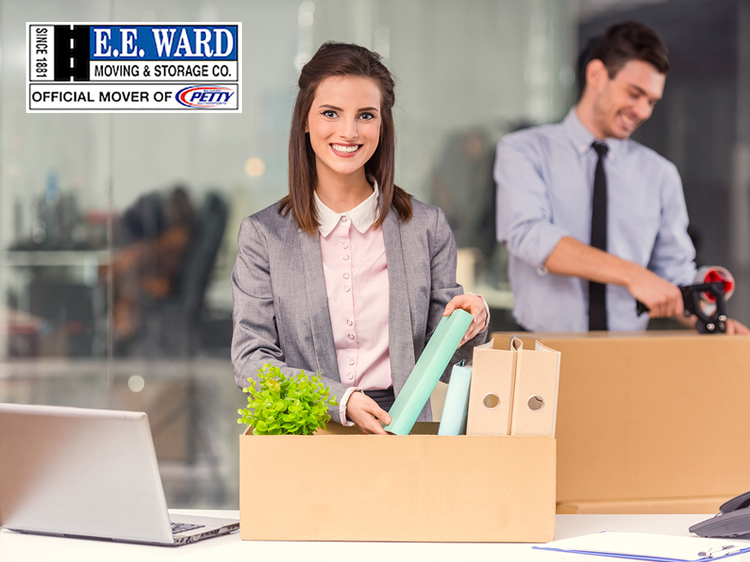 OFFICE MOVING TIPS : Make Your Office Move a Breeze