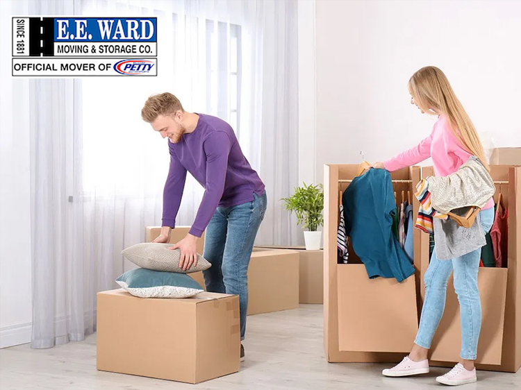 Plan Your Household Move-In Day